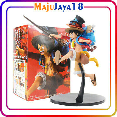 One Piece Figure Devil Fruit Ace Flame Flame Fruit Or Luffy