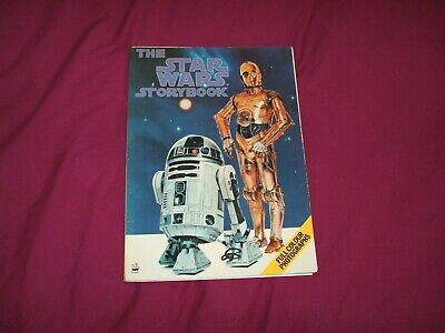 The Star Wars Storybook By Armada 1978