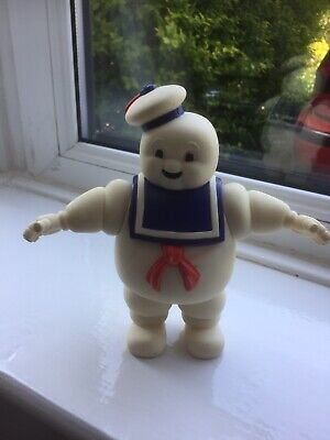 Original Ghostbusters Stay Puft Marshmallow Man Figure Columbia Pictures 1984