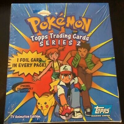 Pokemon Topps Official Trading Cards Series 2 2000 Pick A Card
