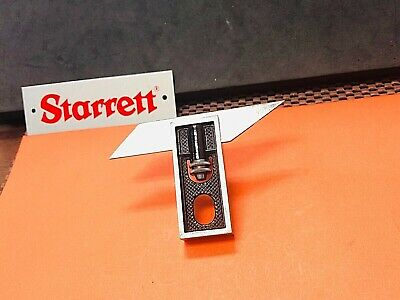 STARRETT No.13A Hardened/Ground Head with 3 -5/8 Inch Long Bevel Blade. USA Made