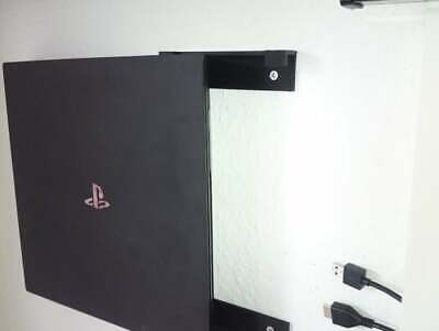 PS4 Pro Wall Mount 3D Printed