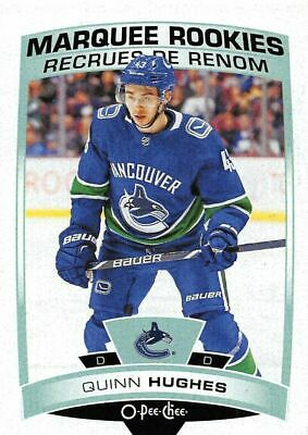 2019-20 Opc O Pee Chee Marquee Rookie PICK FROM LIST 501-550