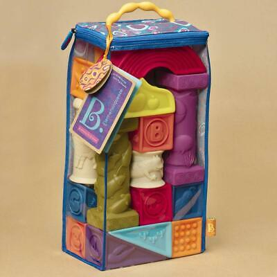 Elemenosqueeze A-Z Architecture Blocks for baby and toddlers (NEW)