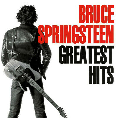 BRUCE SPRINGSTEEN Greatest Hits RED VINYL RSD 2018 2LP Mint NEW
