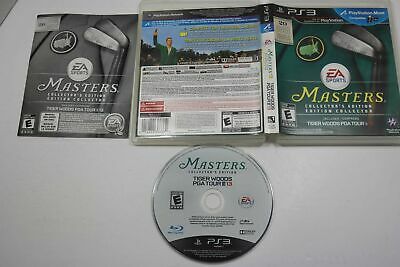 Masters (Collector's Edition) (Includes Tiger Woods PGA TOUR 13)