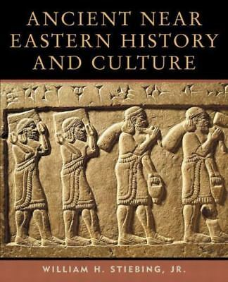 Ancient Near Eastern History and Culture, Stiebing, William H., Good Book
