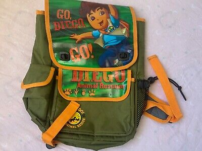 Go diego backpack for children