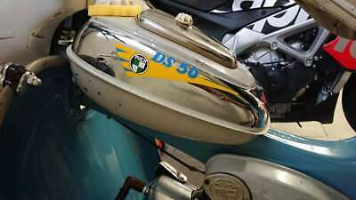 Puch DS50 Tank