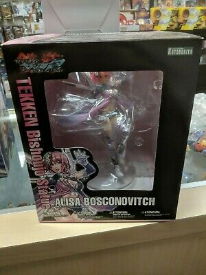 Kotobukiya Tekken Tag Tournament 2 Alisa Bosconovitch Bishoujo 1/7 Statue Open