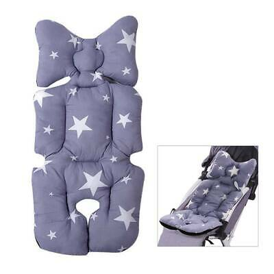 Universal Kids Baby Stroller Seat Liners Animal Print Infant Soft Padded Cushion