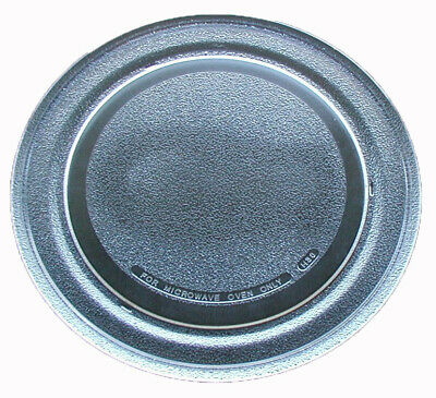 """G.E. Microwave Glass Turntable Plate / Tray 14 1/8 """" WB49X10048"""