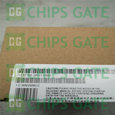 1PC New in Original Box Siemens 6ES7 326-2BF01-0AB0 6ES7326-2BF01-0AB0 Fast Ship