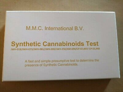M.M.C Synthetic Cannabinoids Test (K2/Spice)