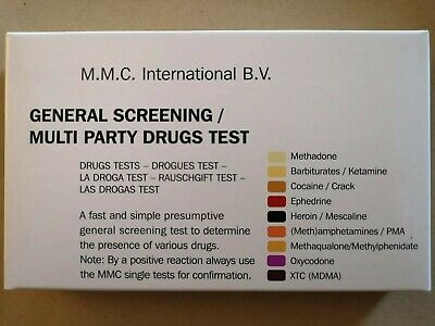 M.M.C General Screening / Multi Party Drugs Test