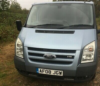 Ford Transit  Swb 2008 Plate Low Mileage