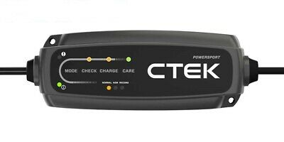 Chargeur de batterie CTEK CT5 Powersport pour batterie DE 5-25ah 40-136