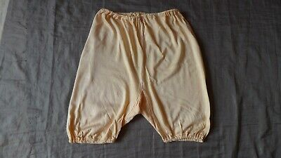 70s Vintage Soviet  USSR  knickers / viscose+cotton