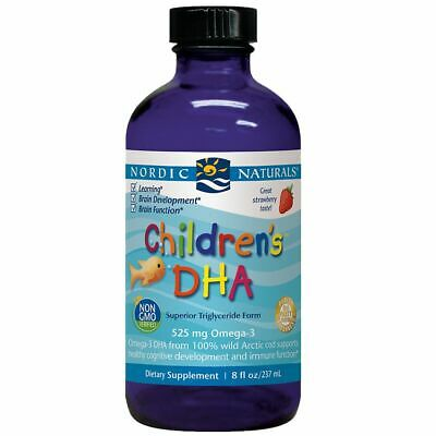 Nordic Naturals Children's DHA 530mg Strawberry - 473 ml / 192 servings