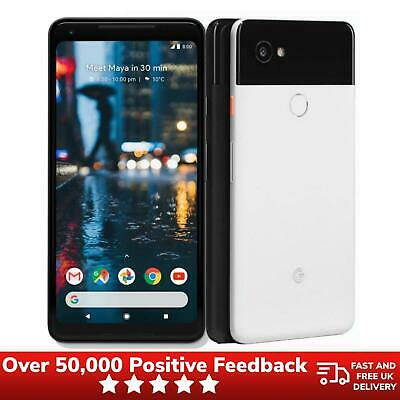 Google Pixel 2 XL Unlocked 64GB 128GB SIM Free Android Smartphone in All Colours