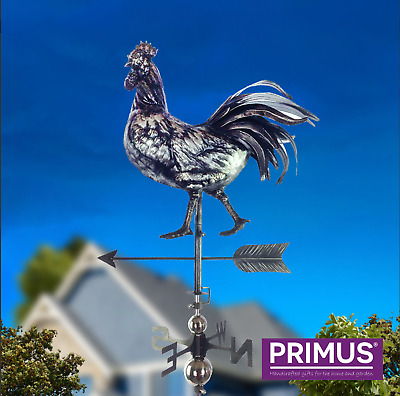 Primus 3D Stainless steel Weathervanes with Garden Stake -Choice 11 designs