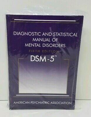 Diagnostic and Statistical Manual of Mental Disorders 5th Edition PAPERBACK NEW