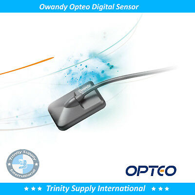 Owandy Opteo Digital X-Ray Sensor Size # 2 High Tech. FDA.Made in France.