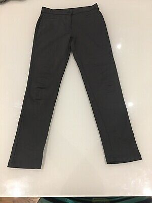 Next Girls Grey School Skinny Trouser Age 12