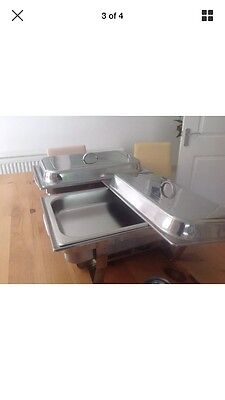Chafing Dish Buffet Catering Equipment Hire -Rotherham