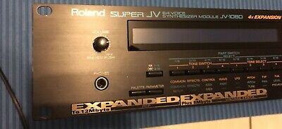 Roland JV-1080 Rack Synthesizer #2