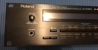 Roland JV-1080 Rack Synthesizer #3