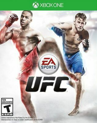 EA Sports UFC - Xbox One (Disc Only)