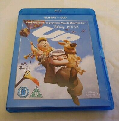*SEE DESCRIPTION* MISSING DVD Up Blu-ray (2010) Pete Docter cert U