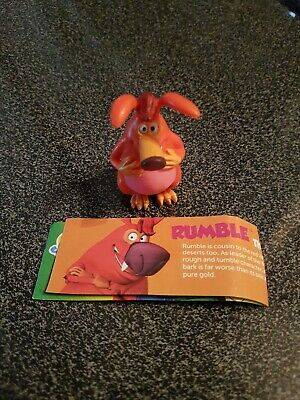 """Yowies 2018 Series 1 """"Rumble the Yowie Man"""" Ltd Ed. Discontinued Free postage"""