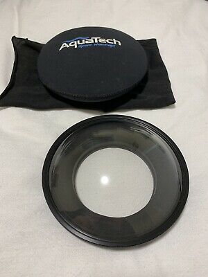 "Aquatech LP-1 6"" Dome Lens Port for Water Housing"