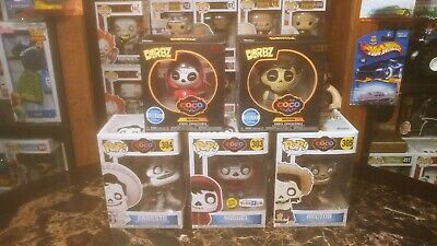 Funko Pop Disney Pixar Rare Coco Lot. Toys R Us Exclusive Miguel And Many More
