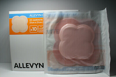 ALLEVYN LIFE Wound Dressings 10pcs