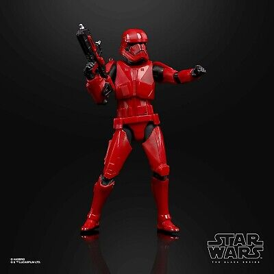 Star Wars The Black Series Sith Trooper Toy, The Rise of Skywalker, Pre-Order