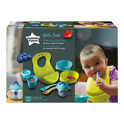 Tommee Tippee Weaning Starter Kit
