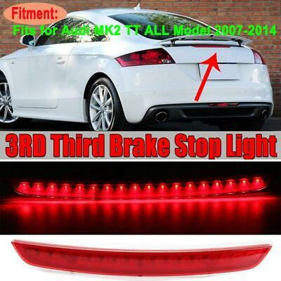 Fit for Audi MK2 TT 2007-2014 Rear LED High Level Brake Light Lamp 8J0945097