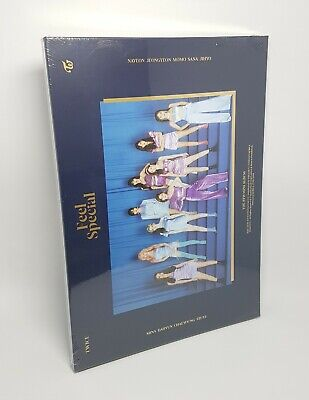 TWICE 8th Mini Album [Feel Special] B Ver CD+Photobook+Lyrics Paper+5p Photocard