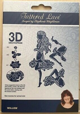 Tattered Lace 3D Decoupage Willow 477403