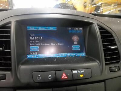 Driver Information Display Screen Fits 13-16 BUICK VERANO 777187