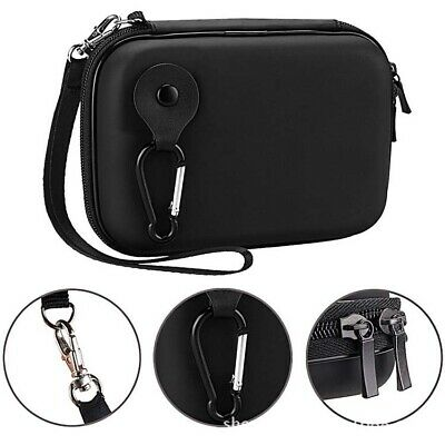 External Hard Drive Disk Case Carry Cover USB Seagate Western Digital Pouch Bag