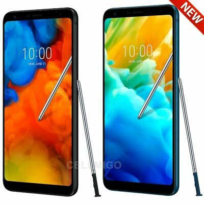 "LG Q Stylus+ Plus (64GB, 4 GB) 6.2"" IP68, US + Global 4G LTE GSM Unlocked Stylo"
