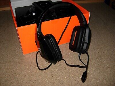 Tritton Pro+ 5.1 Surround Gamers Headset ( B grade ) in Black  ( PS/4 XBOX )