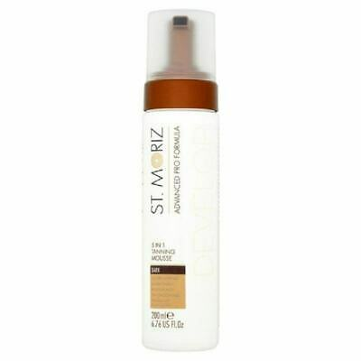 St. Moriz Advanced Pro Formula 5 in1 Tanning Mousse Dark 200ml