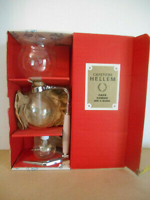 cafetiere hellem pyrex 4 tasses coffee maker hellem pyrex 4 cups french old