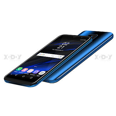 Unlocked Android 9.0 Mobile Phone 4Core 2SIM 5MP Smartphone Cheap 4GB Phablet 3G