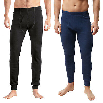 NEXT™ Mens Thermal Long Johns New Thick Brushed Warm Winter Base Layer Leggings